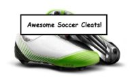 awesome soccer cleats