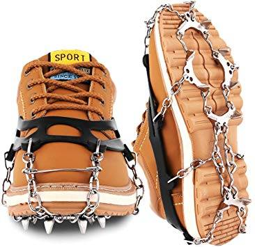 Cutiful Traction Cleats Crampons Ice Snow Cleats