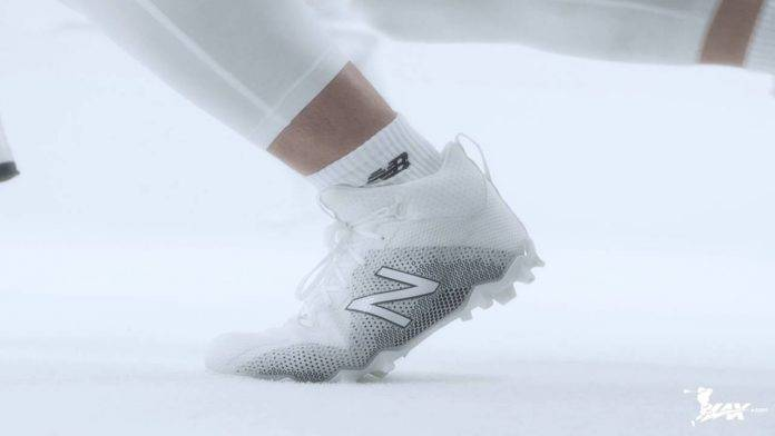 New Balance FreezeLX 2.0 Cleat men's lacrosse Review