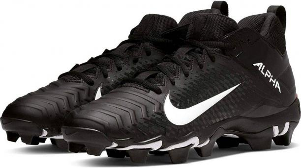 Nike Men's Alpha Menace 2 Shark Cleats – Lightweight and durable cleat for everyone