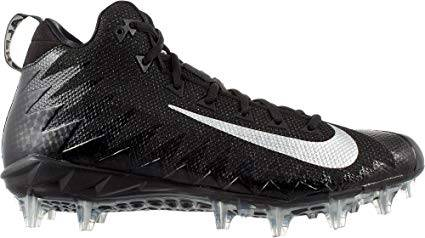 Nike Men's Alpha Menace Pro MID Football Cleat – Excellent for speed-focused players