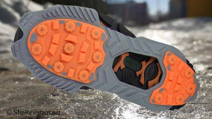 Winter Walking Low-Pro Ice Cleat