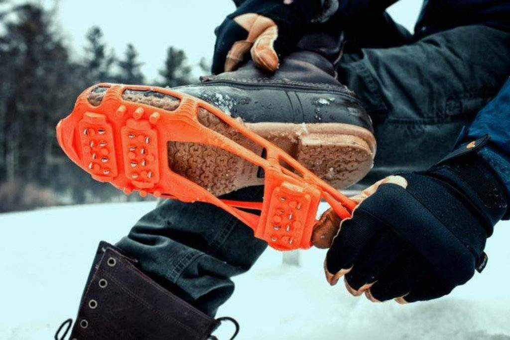 STABILicers Walk Traction Cleats