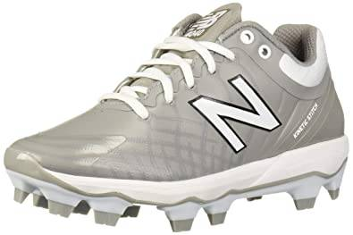 New Balance Kids' 4040v5 Molded Baseball Shoe