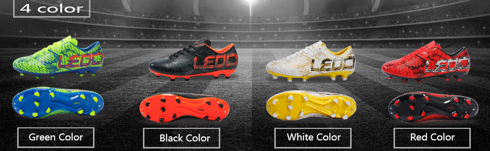 LEOCI Performance Soccer Cleat
